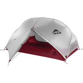 MSR Hubba Hubba NX Tent grey/red